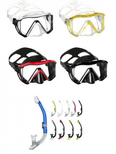 Mares i3 Ergo Dry Maskenset